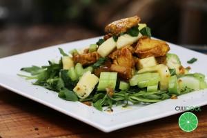 maaltijd-salade-kipkerrie-wordpress-foto-logo