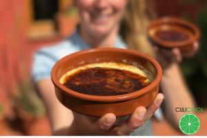 crema catalana lactosevrij
